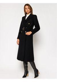 Czarny płaszcz przejściowy Michael Kors