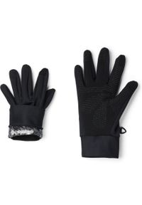 Czarna rękawiczka sportowa columbia na zimę