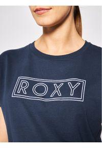 Niebieski t-shirt Roxy