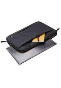 Czarna torba na laptopa CASE LOGIC w kolorowe wzory #4