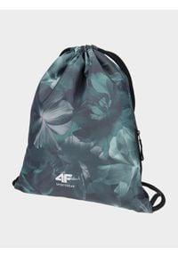 4f - Plecak - worek. Kolor: zielony
