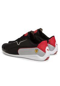 Czarne buty sportowe Puma z cholewką, na co dzień