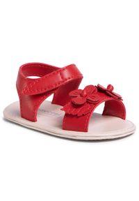 Czerwone sandały Mayoral