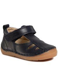 Niebieskie sandały Froddo klasyczne, na lato