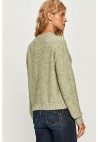 Sweter Sportmax Code z okrągłym kołnierzem, z długim rękawem, długi #5