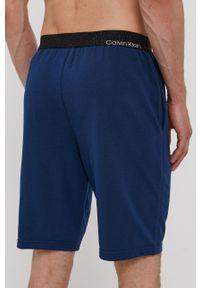 Calvin Klein Underwear - Szorty piżamowe. Kolor: niebieski
