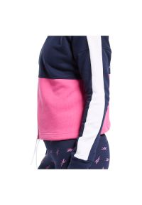 Bluza damska Reebok Training Essentials Logo FU2205. Materiał: bawełna, poliester. Wzór: napisy. Sport: fitness #6