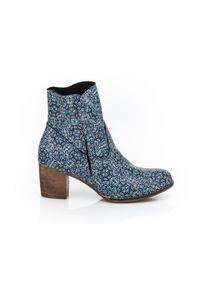 Botki Zapato na jesień, eleganckie