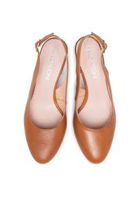 Brązowe sandały Baldaccini #7