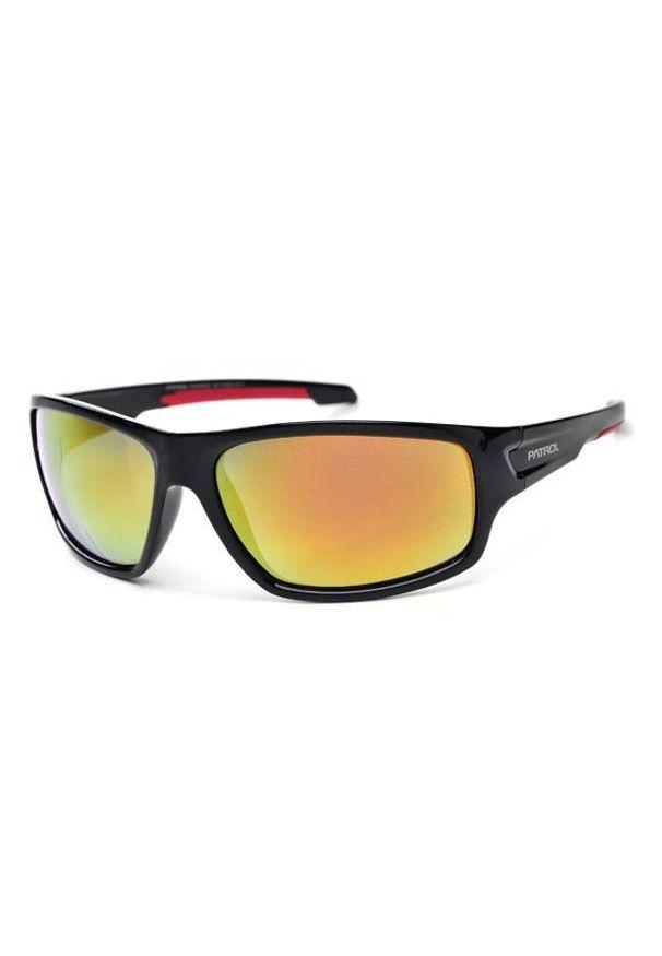 PATROL - Patrol Okulary Przeciwsłoneczne PP-180 red