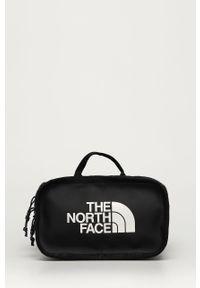 Czarna nerka The North Face z nadrukiem