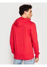 Jack & Jones - Jack&Jones Bluza Shake 12183444 Czerwony Relaxed Fit. Kolor: czerwony