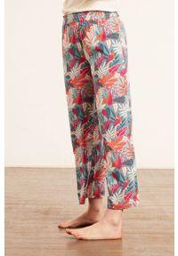 Etam - Spodnie piżamowe. Materiał: materiał