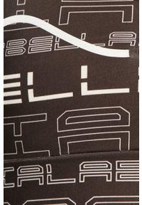 LABELLAMAFIA - LaBellaMafia - Biustonosz sportowy i legginsy. Kolor: czarny. Materiał: dzianina