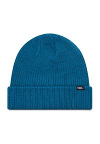 Niebieska czapka zimowa Vans