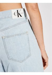 Calvin Klein Jeans Jeansy Baggy J20J216482 Niebieski Relaxed Fit. Kolor: niebieski