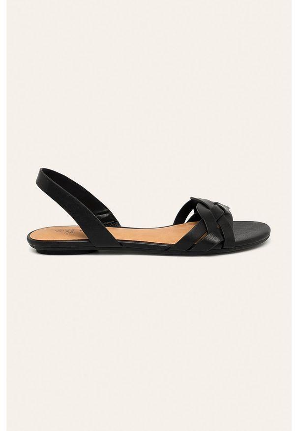 Czarne sandały Call It Spring