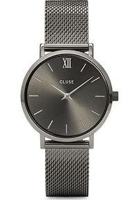 Szary zegarek Cluse