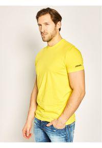 Żółty t-shirt Dsquared2 Underwear