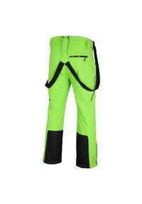 4f - Spodnie męskie narciarskie 4F H4Z20-SPMN005. Materiał: materiał, tkanina, syntetyk, włókno, puch, poliester. Technologia: Dermizax. Sezon: lato, zima. Sport: narciarstwo
