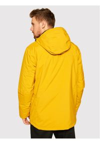 Helly Hansen Kurtka przejściowa Active Fall 2 53325 Żółty Regular Fit. Kolor: żółty. Materiał: puch