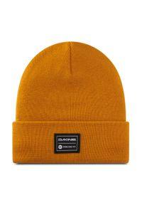 Żółta czapka zimowa Dakine