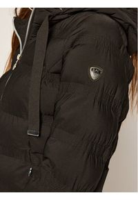 Czarna kurtka zimowa EA7 Emporio Armani