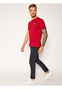 Czerwony t-shirt Tommy Jeans
