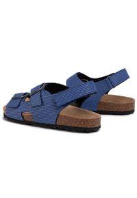 Niebieskie sandały Sergio Bardi