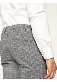 Baldessarini Spodnie materiałowe Jorck 16836/000/2297 Szary Slim Fit. Kolor: szary. Materiał: elastan, bawełna, materiał #4