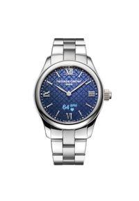 FREDERIQUE CONSTANT RABAT ZEGAREK Vitality FC-286N3B6B. Rodzaj zegarka: smartwatch. Styl: elegancki