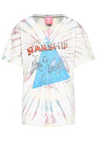 T-shirt One Teaspoon w kolorowe wzory
