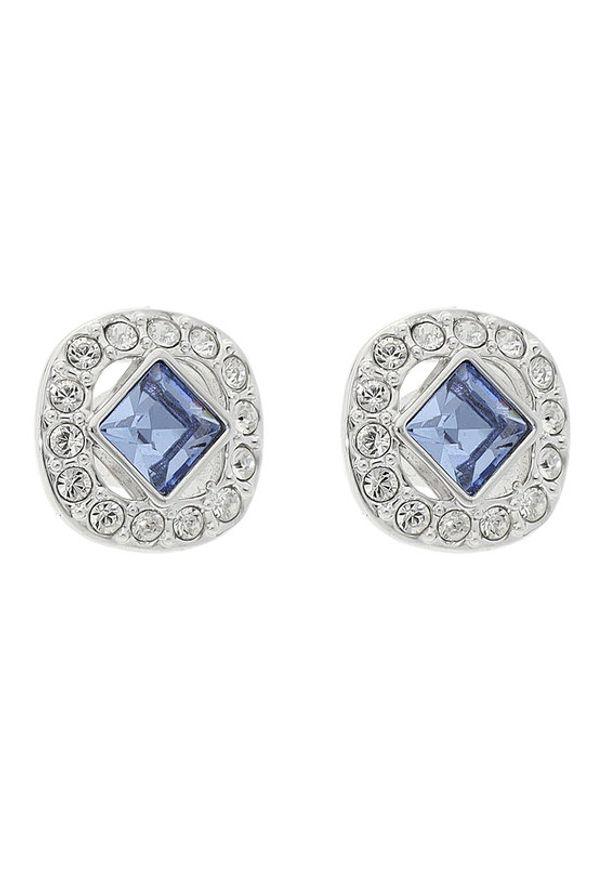 Swarovski Kolczyki Angelic 5352048 Srebrny. Materiał: srebrne. Kolor: srebrny