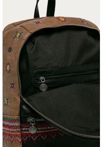Czarny plecak Desigual