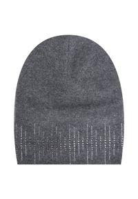 Szara czapka William Sharp
