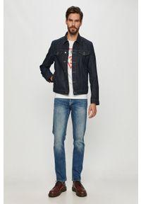 Niebieskie jeansy Guess casualowe, na co dzień