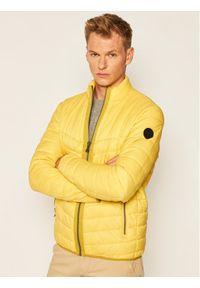 Żółta kurtka puchowa JOOP! Jeans