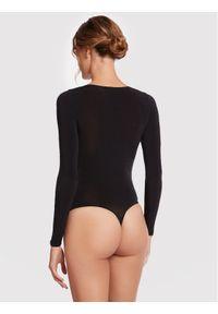 Czarna bluzka body