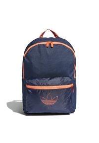 Adidas - ADIDAS SPRT BACKPACK > FN2058. Materiał: tkanina, poliester. Wzór: ze splotem