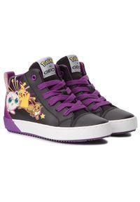 Geox Sneakersy J Kalispera G. G J844GG 0BCBU C9999 S Czarny. Kolor: czarny
