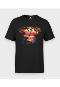 MegaKoszulki - Koszulka męska Superman. Materiał: bawełna. Wzór: motyw z bajki
