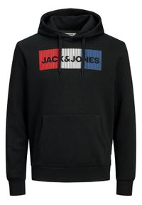 Jack & Jones - Jack&Jones Bluza Ecorp 12152840 Czarny Regular Fit. Kolor: czarny #6