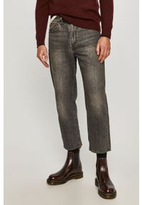 Szare jeansy Levi's® biznesowe, na spotkanie biznesowe