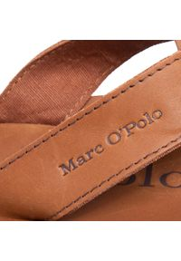 Brązowe japonki Marc O'Polo #7