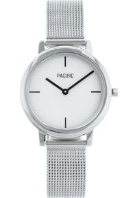 Srebrny zegarek Pacific