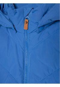 Reima Kurtka puchowa Beringer 531483 Niebieski Regular Fit. Kolor: niebieski. Materiał: puch #4
