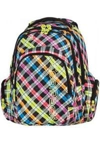 Patio Plecak Coolpack Model 20016 Kolorowa Krata. Wzór: kolorowy