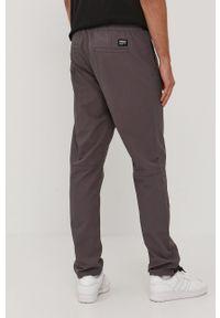 Dr. Denim - Spodnie. Kolor: szary. Materiał: denim