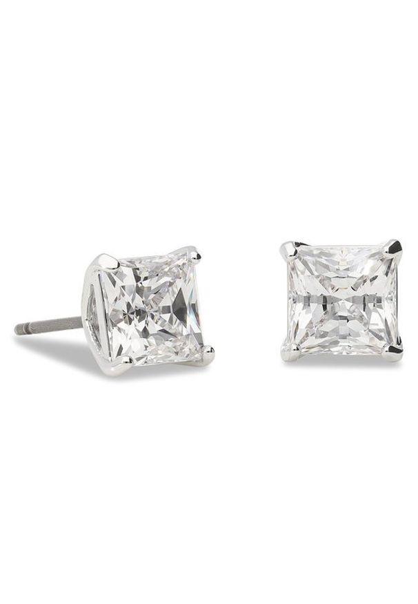 Swarovski Kolczyki Attract 5430365 Srebrny. Materiał: srebrne. Kolor: srebrny