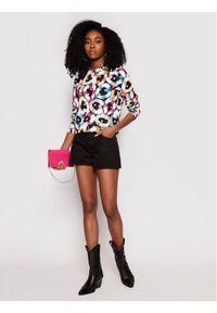 Love Moschino - LOVE MOSCHINO Bluza W630200E 2242 Kolorowy Regular Fit. Wzór: kolorowy